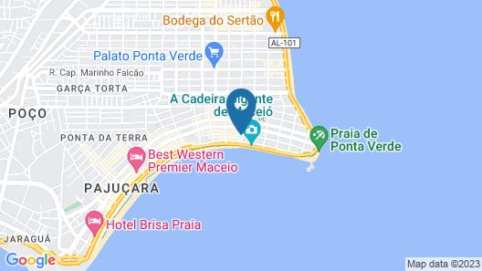 Hotel Costamar Map