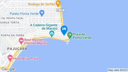 Tropicalis Palms Map