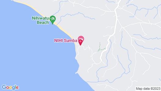 Nihi Sumba Island Map