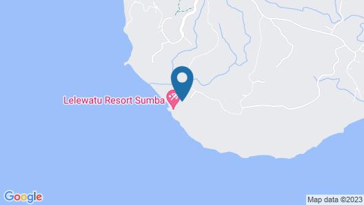 Lelewatu Resort Sumba Map