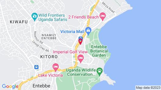 K Hotels Map