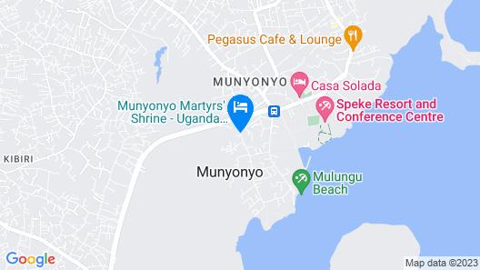 Meley Impala Hotel Map