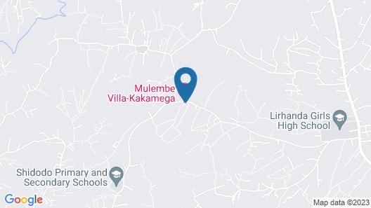 Mulembe Villa Map