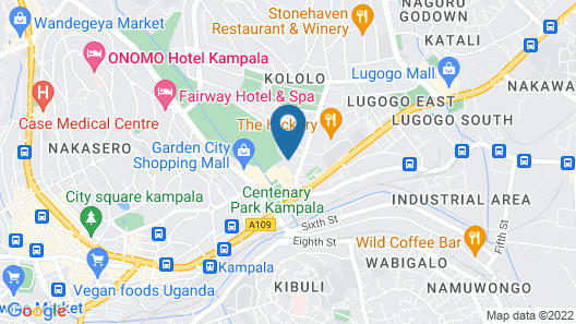 BMK House Apartments Map