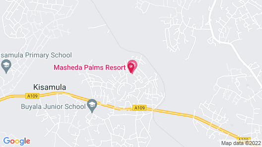Masheda Palms Map