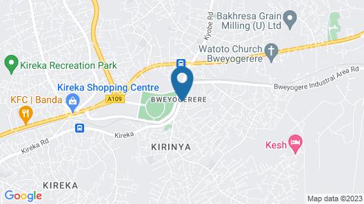 Jokas Hotel Map