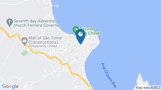 Paradise Agua Leve Residential Map