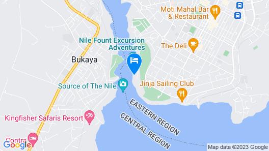 Nile Park - Campsite Map