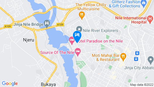 Source Of The Smile Hotel Map