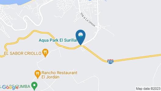 AQUA PARK EL SURILLAL Map