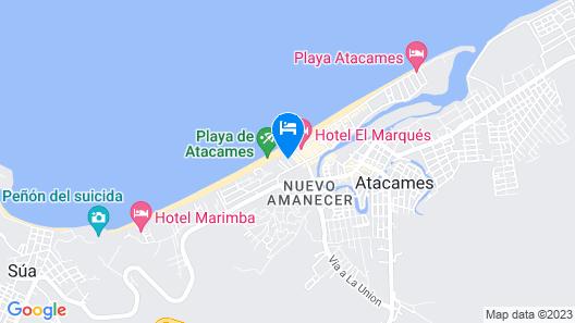 Hotel Club del Sol Map