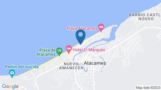 Hostal Ludos - Hostel Map
