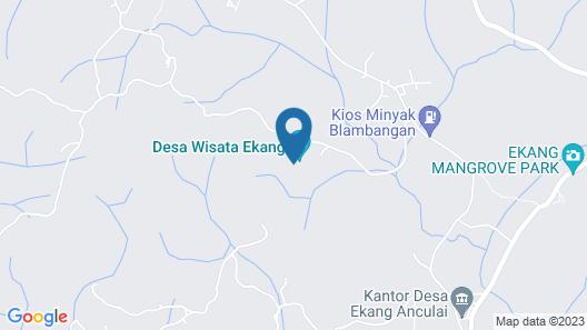 D'Bamboo Kamp Map