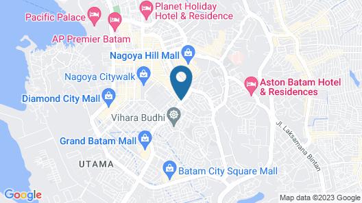 Da Vienna Boutique Hotel Map