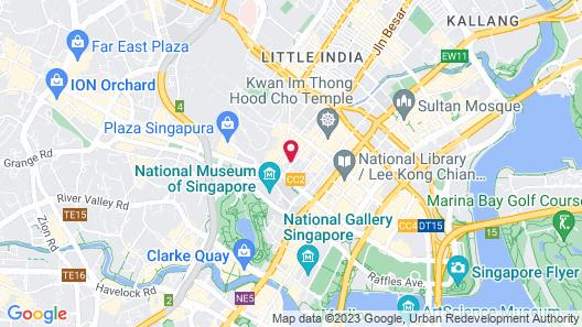 Hotel Mi Map