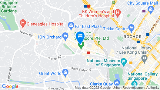 Grand Park Orchard (SG Clean) Map