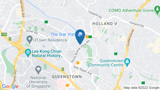 Park Avenue Rochester Map