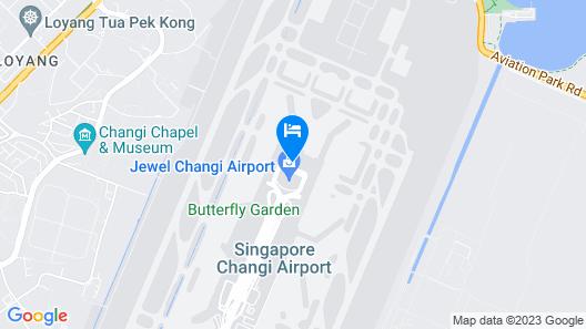 Aerotel Singapore (Transit Hotel at Terminal 1) Map