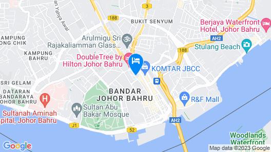 Attrus By LSE - Hostel Map
