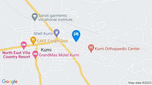 Kumi Hotel Map