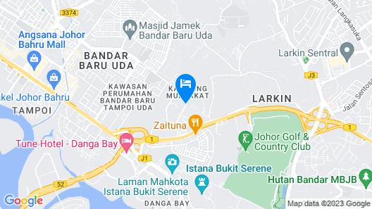 Epic Residence Map