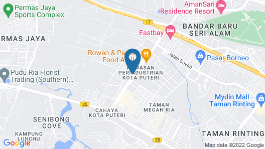 Solid Hotels Map