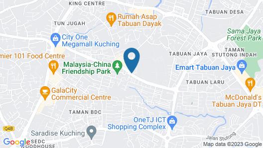 JinHold Service Apartment Map