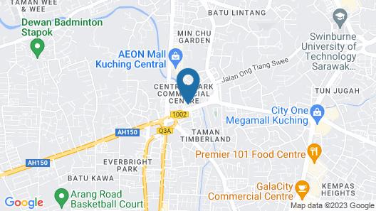 OYO 90136 Jumbo Inn Map