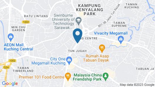 56 Hotel Map