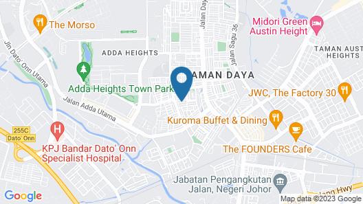Home 29 JB Map