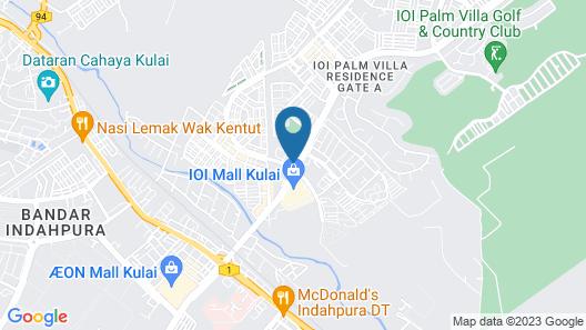 OYO 89423 Zenz Hotel Map