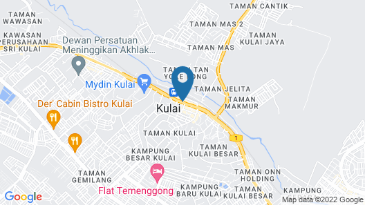 Creator Hotel Map