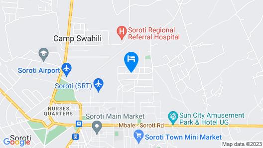 Kichi Resort Map