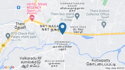 Hotel Ramyas Map