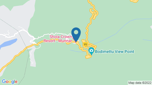 Shola Crown Map