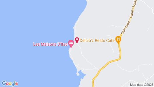 Villa Presito Map