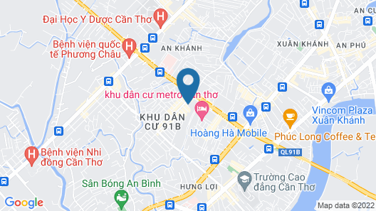 Hy House - Hostel Map