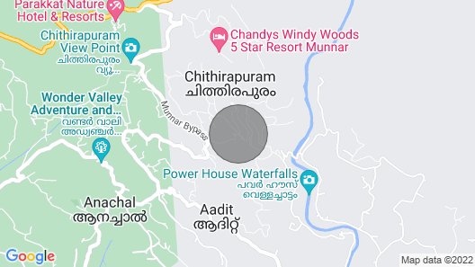 Nice Plantation Cottage Stay/munnar Map