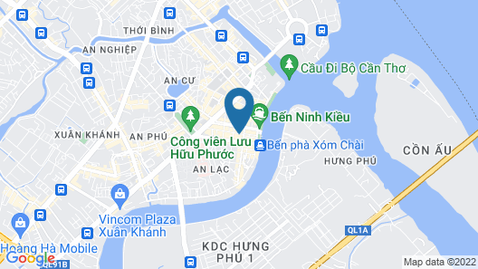 KP Hotel Map