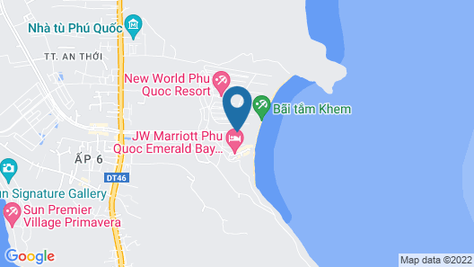 Premier Residences Phu Quoc Emerald Bay Managed by Accor Map
