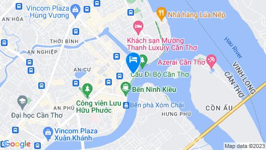 TTC Hotel – Premium Can Tho Map