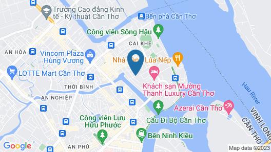 Mekong Land Map