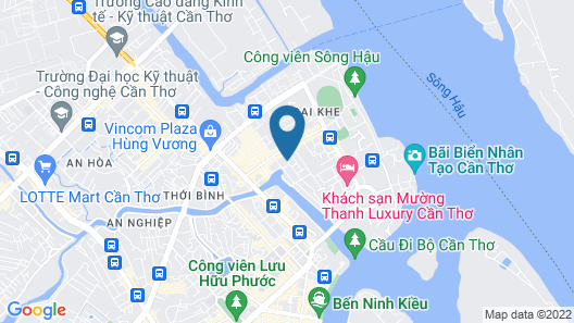 Holiday One Hotel Map