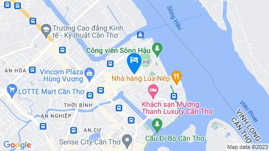 Thinh Phuong Nam Hotel Map