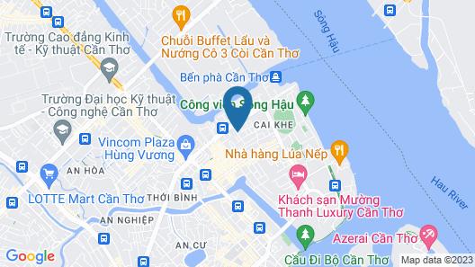 OYO 1146 Ha Phuong Laviel Map