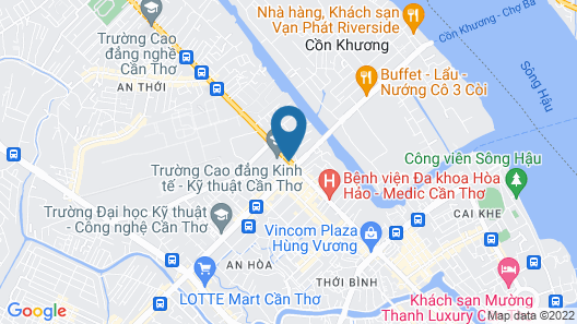 OYO 754 Thuan Phat Hotel Map