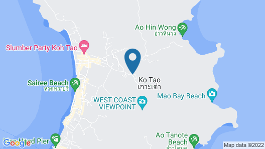 The Tarna Align Resort  Map