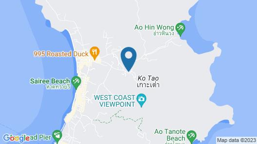 Chaantalay Hotel Map