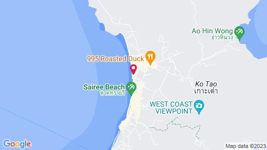 Seashell Resort Map