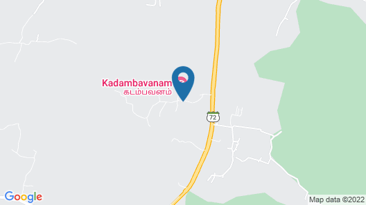 Kadambavanam Ethnic Village Resort Map